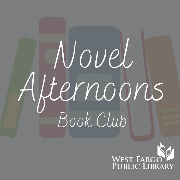 Novel Afternoons Book Club Graphic Square