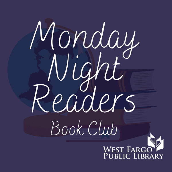 Monday Night Readers Book Club Graphic Square