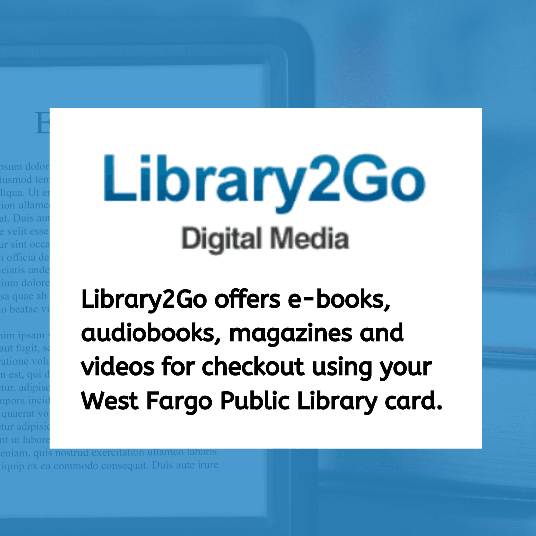Click here to visit Library2Go